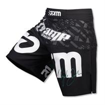 Form Athletics Urijah Faber UF2 Black MMA Fight Shorts
